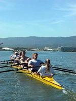 Men's Crew Finishes Season at Day Two of PCRC's