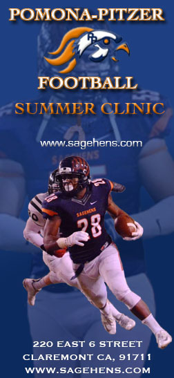 Pomona-Pitzer Football Camp