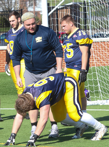 Emory & Henry Football To Complete Spring Practice Sessions This Weekend