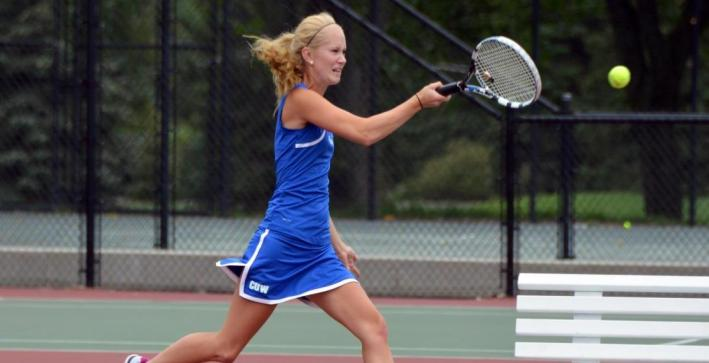 Women's Tennis falls against SUNY Oneonta