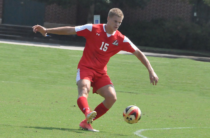Men's Soccer: Panthers bounce back with 6-0 win at Warren Wilson