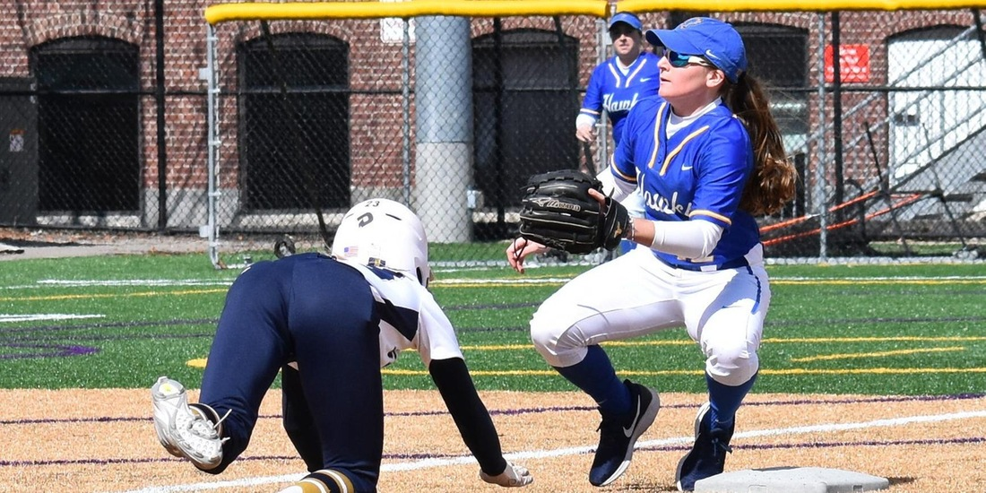 Emerson Holds Off Softball, 5-4