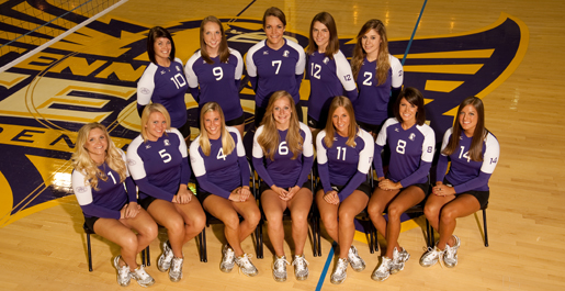 Golden Eagles volleyball visits Louisville for final pre-conference tournament