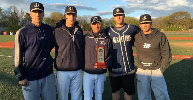 Walsh's Extra Inning Double Forces Second Championship Game As Baseball Falls In MASCAC Tournament Title Round At Salem State
