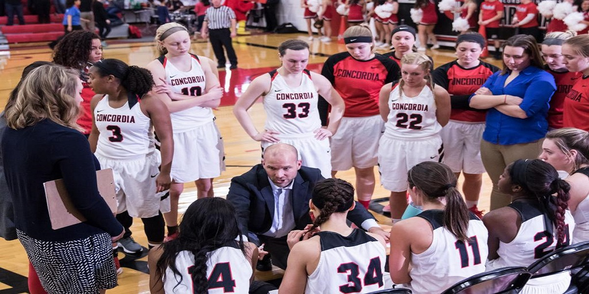 Photo for Women's basketball faces Warriors in WHAC quarterfinals