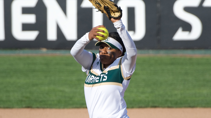 FRESHMAN CELINA MATTHIAS NAMED THE BIG SKY PITCHER OF THE WEEK