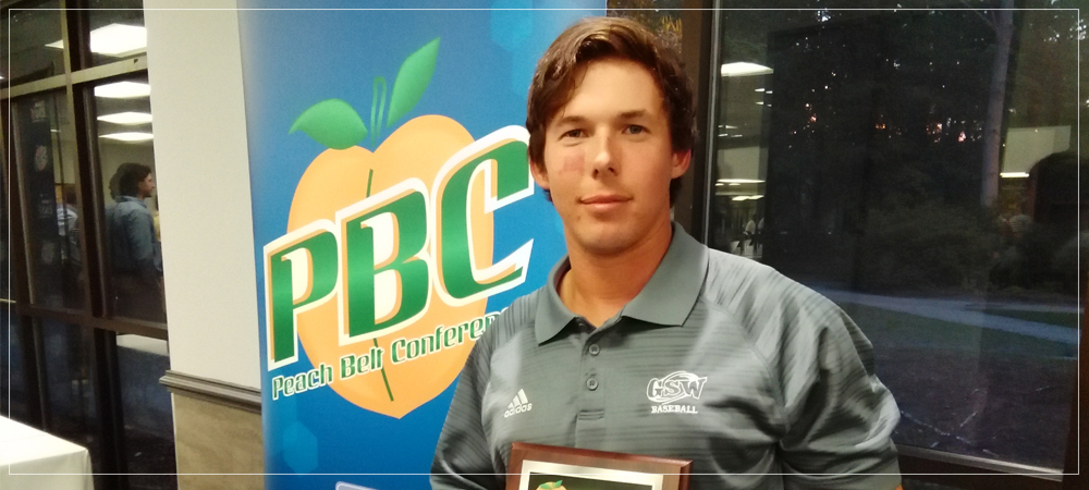 Kranick Named All-Peach Belt Conference