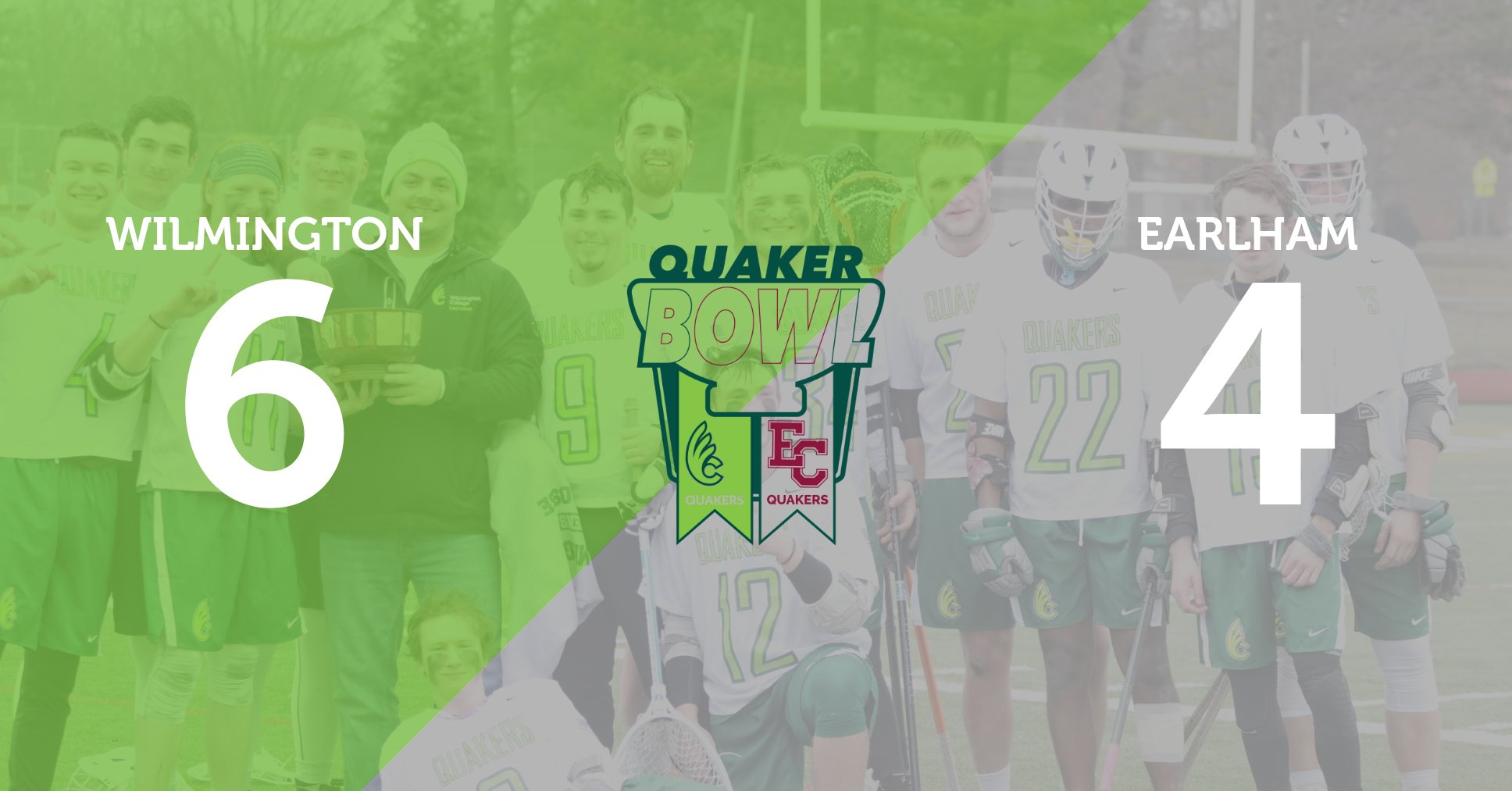 Wilmington Defeats Earlham in Quaker Bowl Rivalry in 2018-19