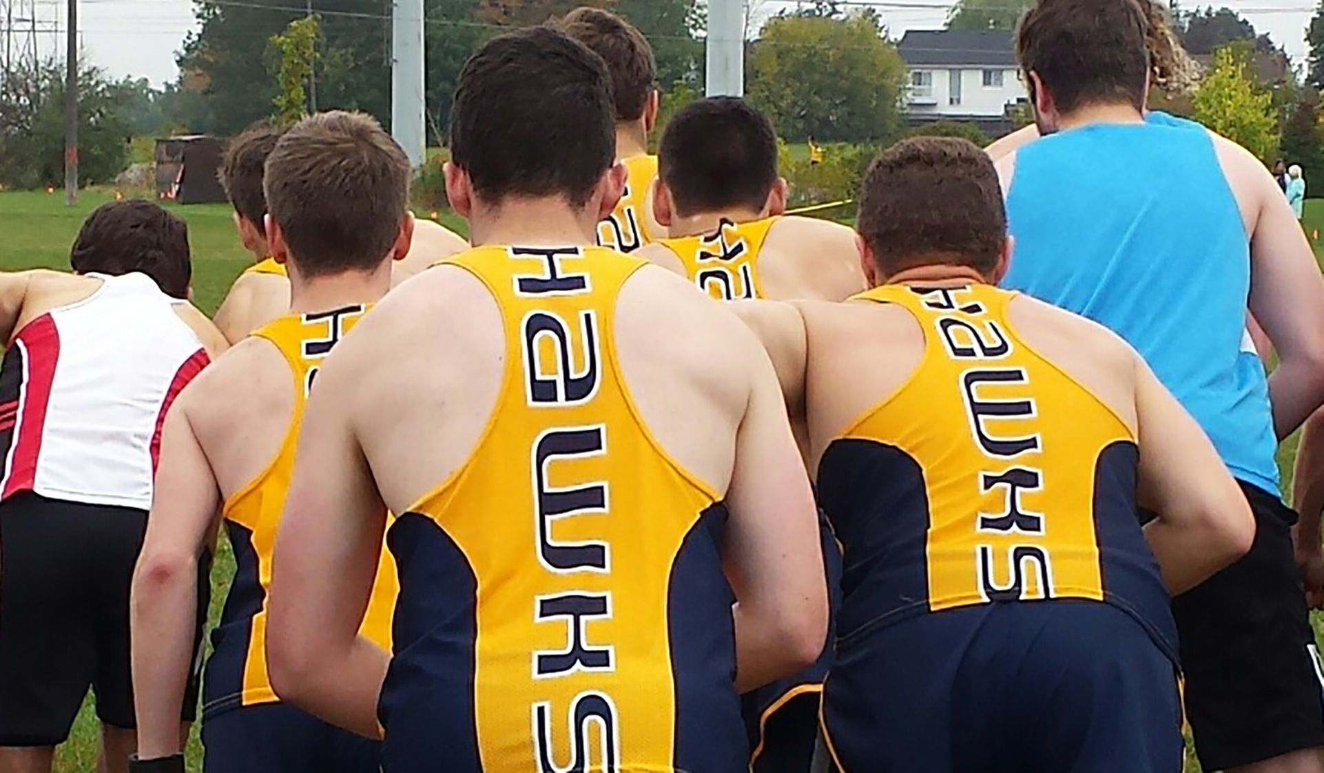 HAWKS RUN WELL AT LAST TEST BEFORE PROVINCIALS BUT FAIL TO FIND PODIUM AGAIN