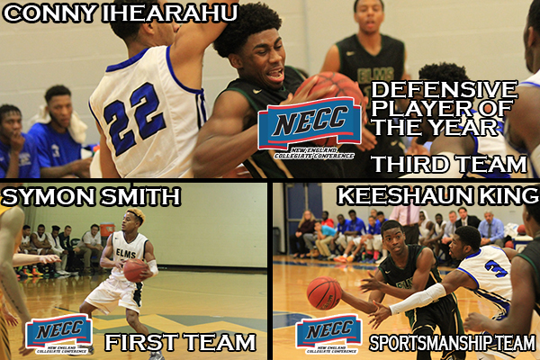 Ihearahu Named Defensive Player of the Year, Joins Smith On All-Conference Team