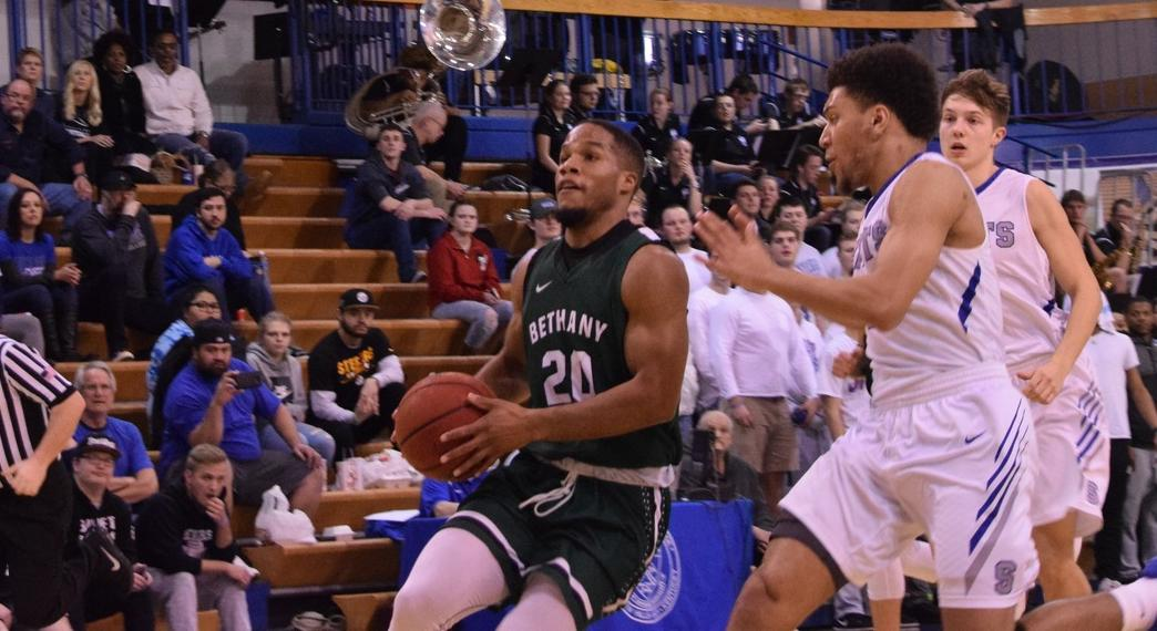 Men's basketball moves past PSU-Altoona in ECAC First Round, 71-66