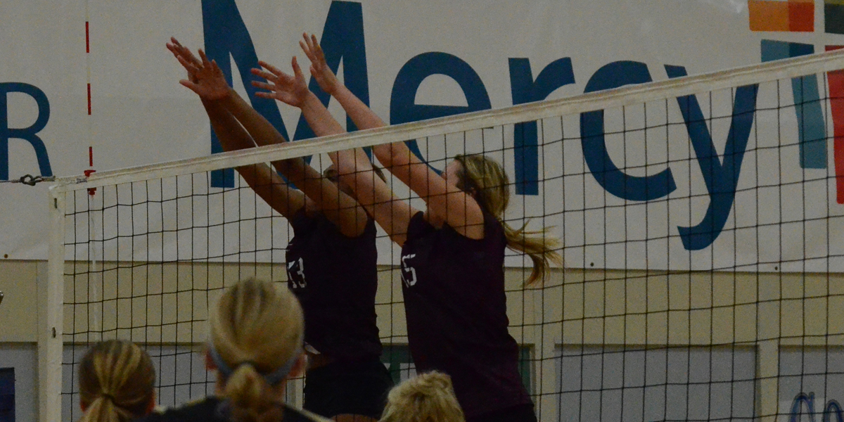 Solid Defensive Effort for Volleyball Falls Short in 3-2 Loss at Graceland