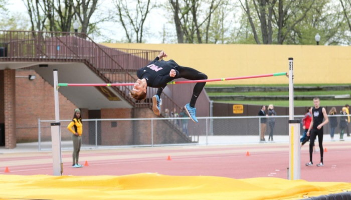Men's Track & Field participates at Baldwin Wallace Last Chance Meet