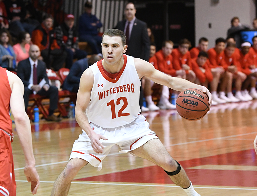 Tigers Send Off Lone Senior With Win Over No. 24 Wabash