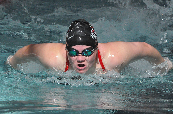 Swimming: Panther teams host Panther Invitational against South Georgia State and Thomas University