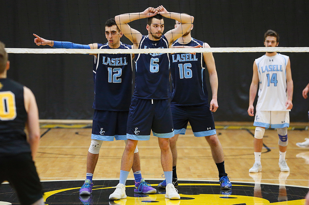 MVB: Lasell drops tri-match at Hunter College