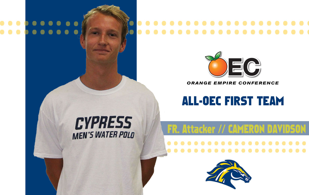Men's Water Polo: Two Charger's Selected to All-Orange Empire Conference Team