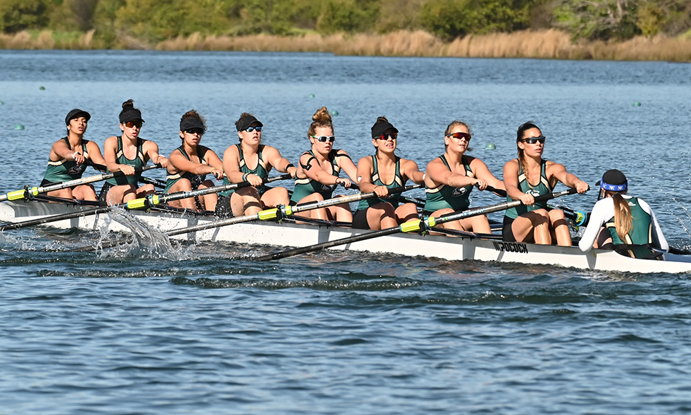 SEVERE WEATHER FORCES ROWING TO MISS THE AMERICAN ATHLETIC CONFERENCE CHAMPIONSHIP