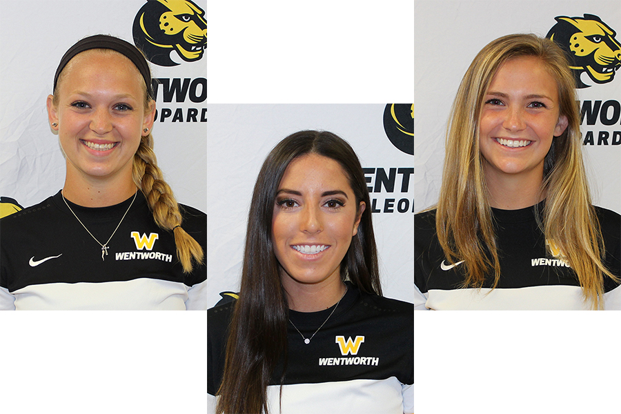 Women's Soccer Trio Named NEWISA All-New England