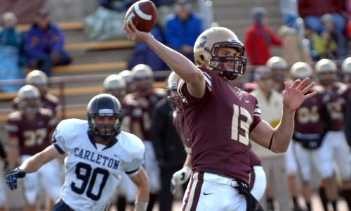 Neal Gives Cobbers Nod In Offensive Showcase