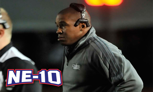Stonehill Football Head Coach Robert Talley Named Finalist for Liberty Mutual Coach of the Year