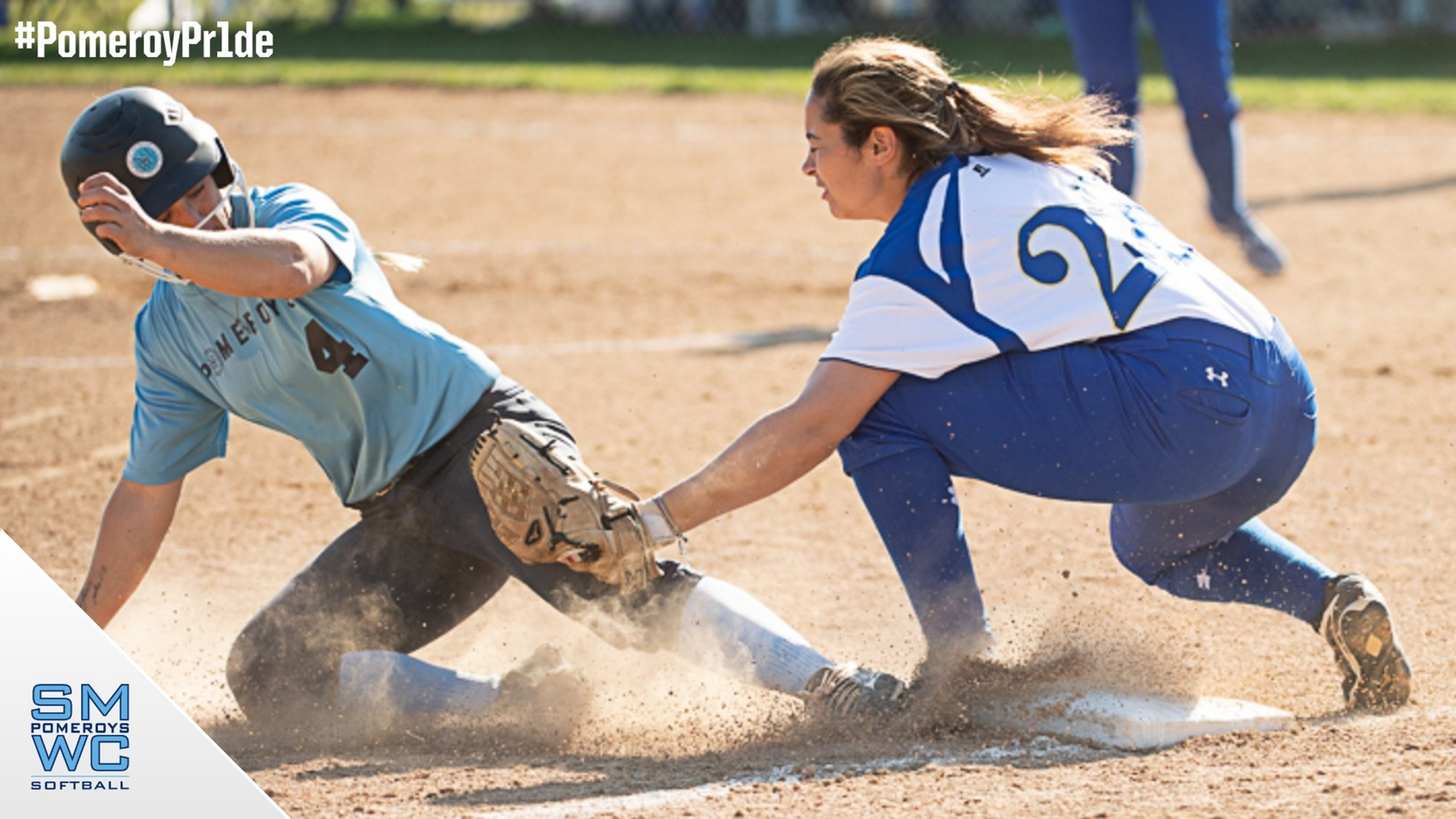 Pomeroys Split with Brescia University; Jones Breaks Career Stolen Base Record