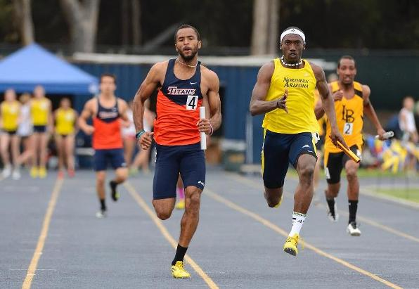 Titans Head to Davis for Big West Track and Field Championship