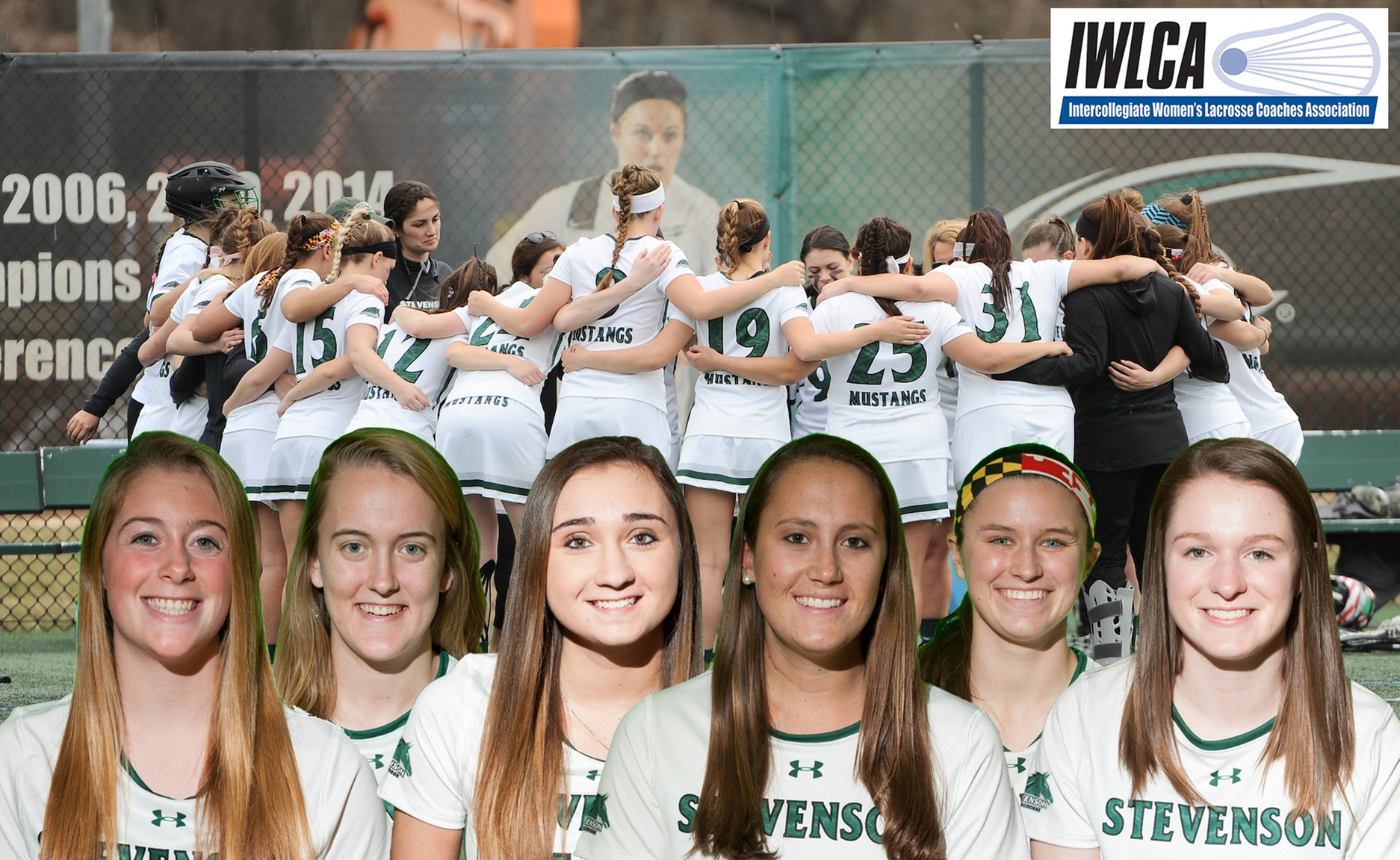 Women's Lacrosse, Six Mustangs Earn IWLCA Academic Accolades