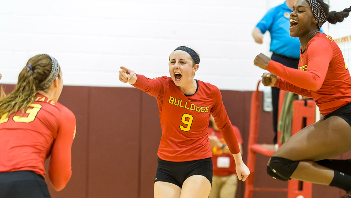 Ferris State Volleyball Marches Into GLIAC Championship Match With Victory Over SVSU