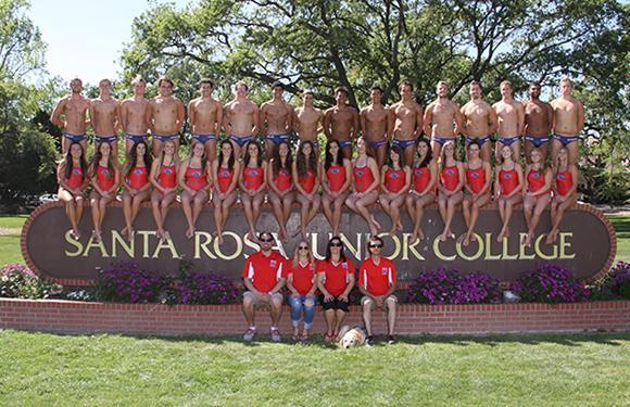 ... -2015 SRJC Men's Swimming & Diving Roster - Santa Rosa Junior College