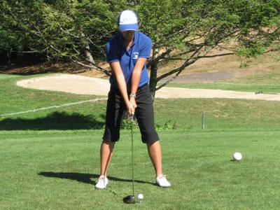 Blue Devils End Season with Dual Match Win Over SFNY, Kim Earns Medalist Honors