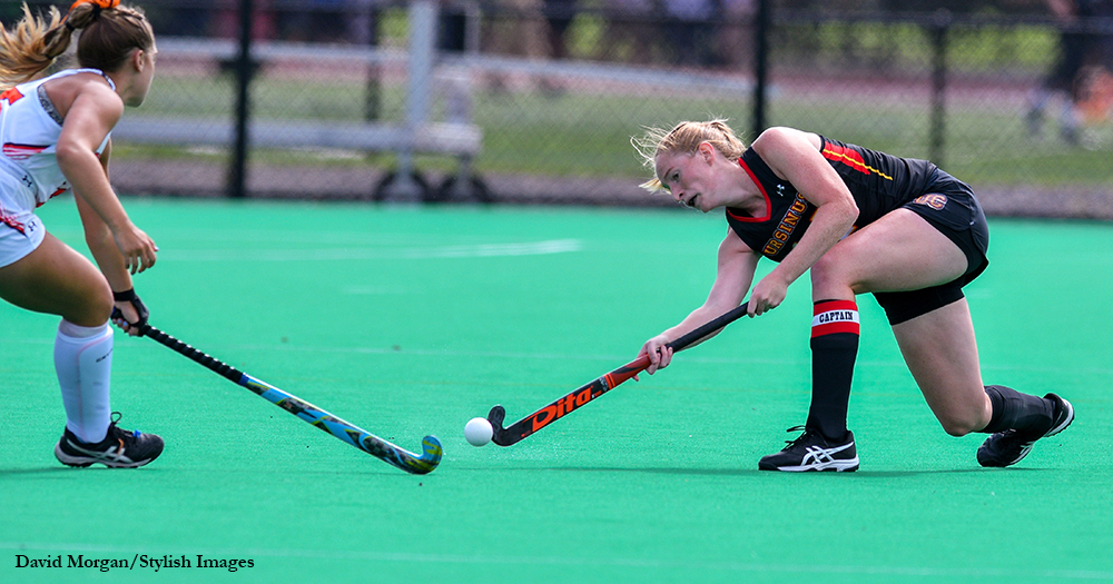 Field Hockey Outlasted at TCNJ