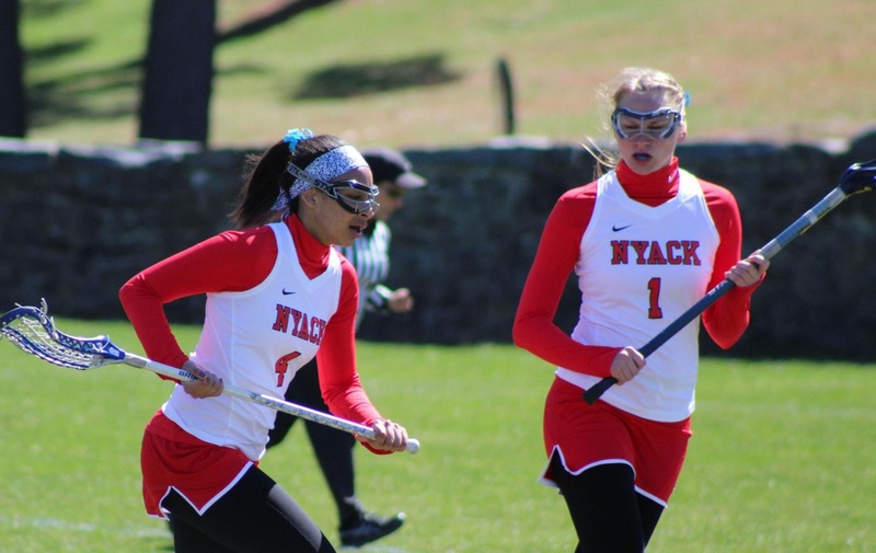 Women's Lacrosse Earns First Win of the Season in CACC Match with the Post Eagles