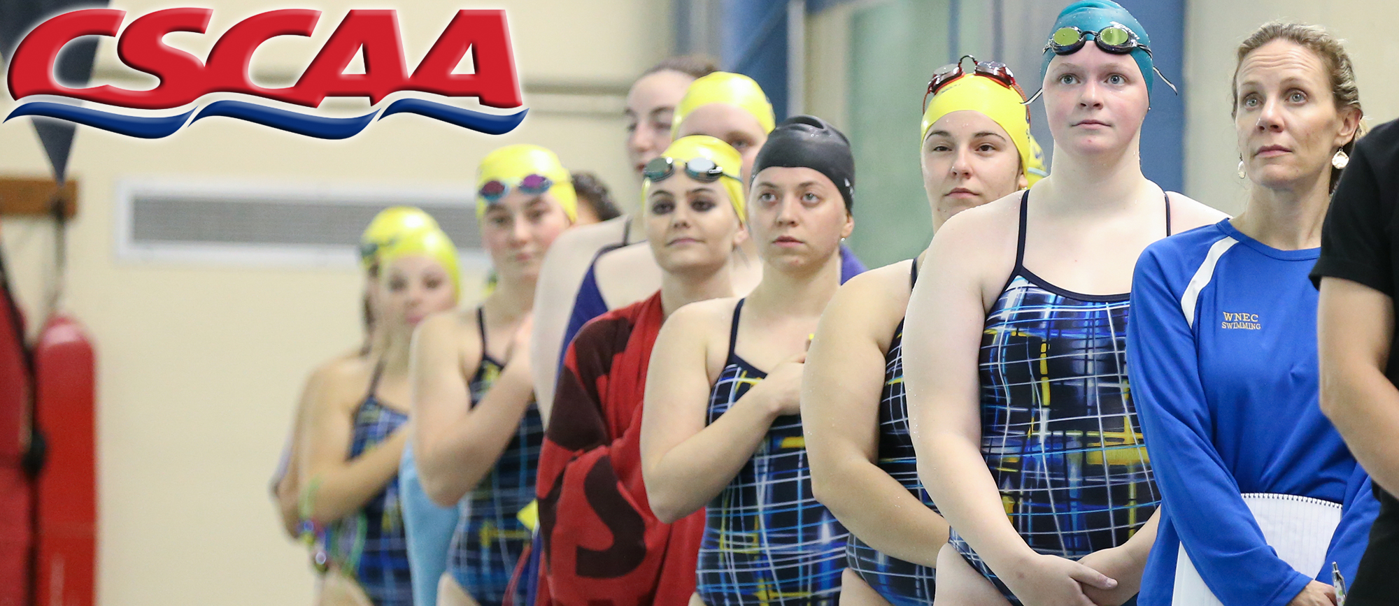 WNE Swimming Named CSCAA Fall Scholar All-America Team