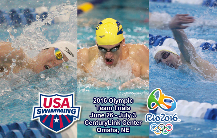 Emory Swimmers Set for Olympic Team Trials in Omaha from June 26 - July 3