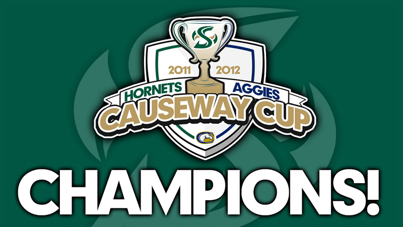 SACRAMENTO STATE PULLS OFF BIG COMEBACK TO CLAIM FOURTH CAUSEWAY CUP TITLE