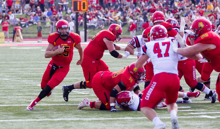 Ferris State Wins 18th-Straight Regular Season Game With Homecoming Victory Over SVSU