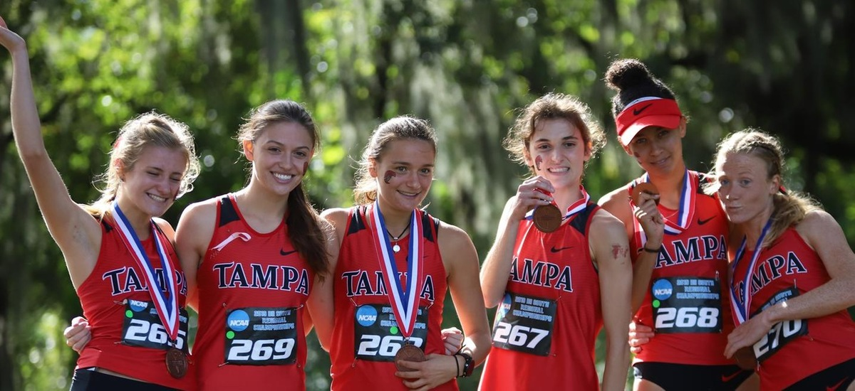 Tampa Women's Cross Country Earns Spot at NCAA Nationals