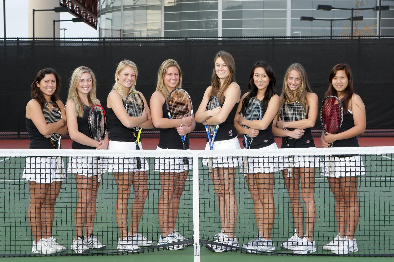 Women's Tennis Opens Up Spring '11 Season