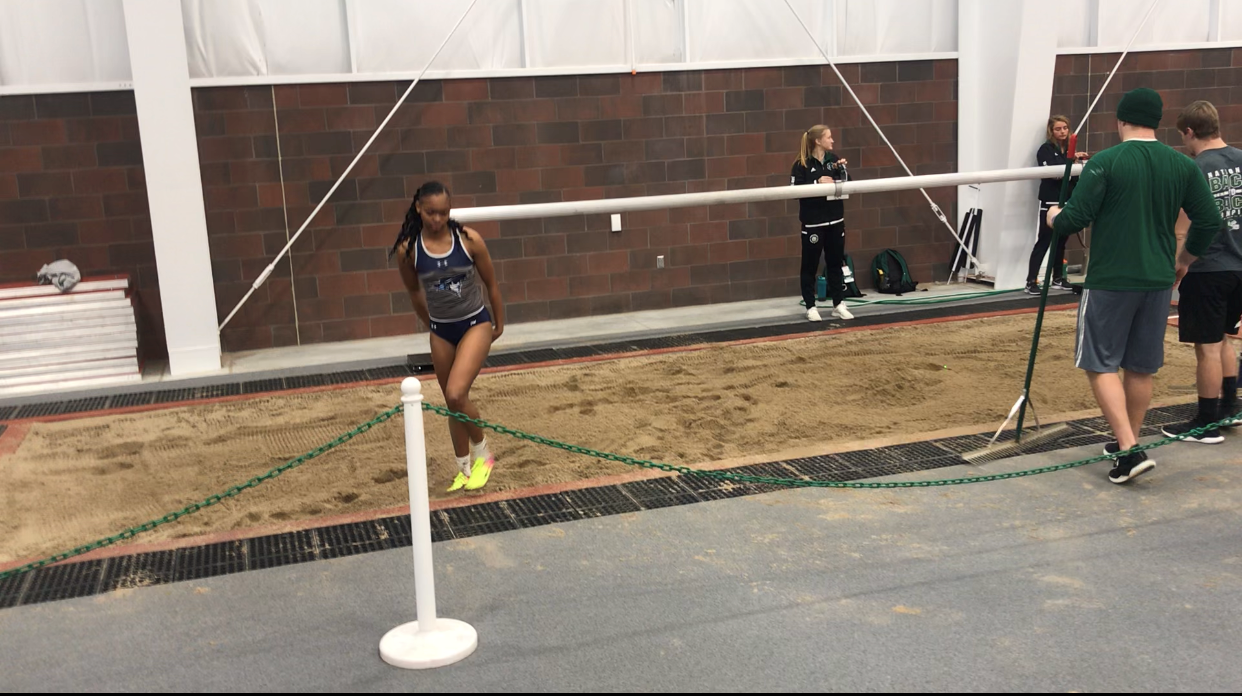Bearcat invite brings more success for Women's Track & Field