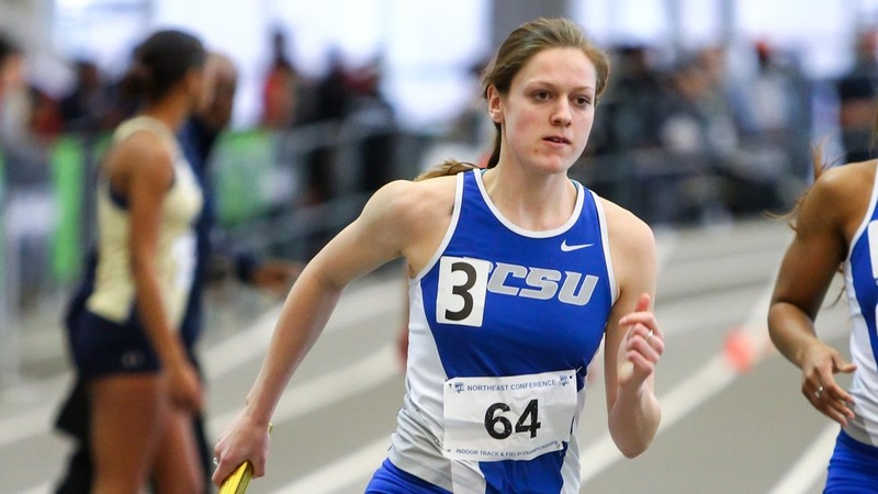 Three Blue Devils Compete at BU Last Chance Meet Sunday