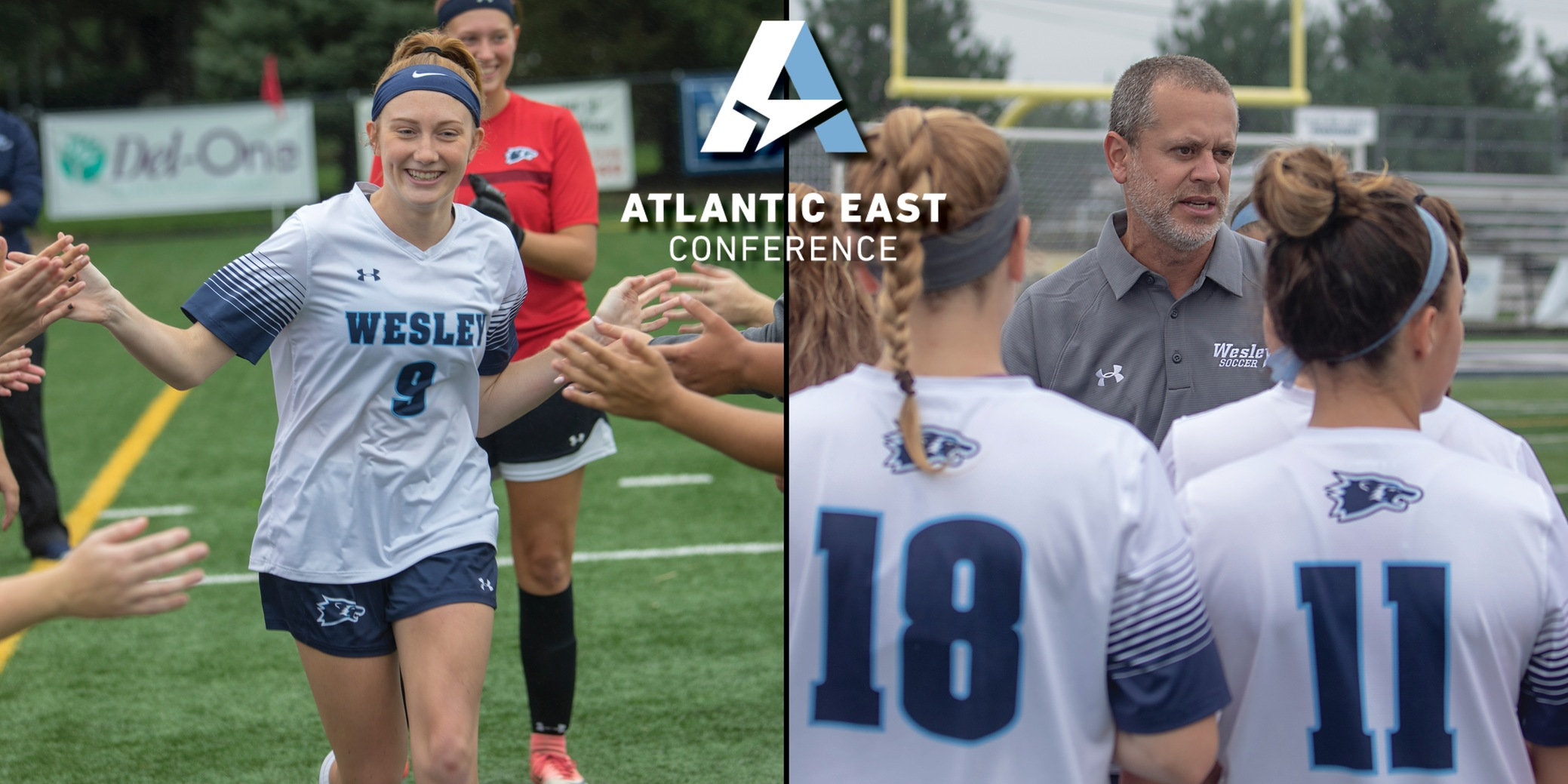 Forsythe, Muntz earn Atlantic East major awards