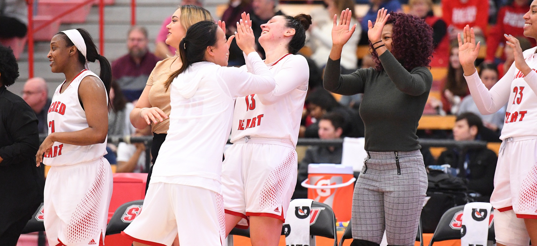 No. 2 Women's Basketball Hosts No. 7 Wagner in NEC Quarterfinal on Monday Night