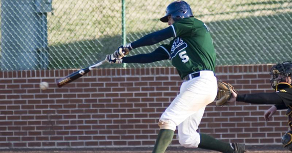 #6 Baseball Edges Wolves, 9-8