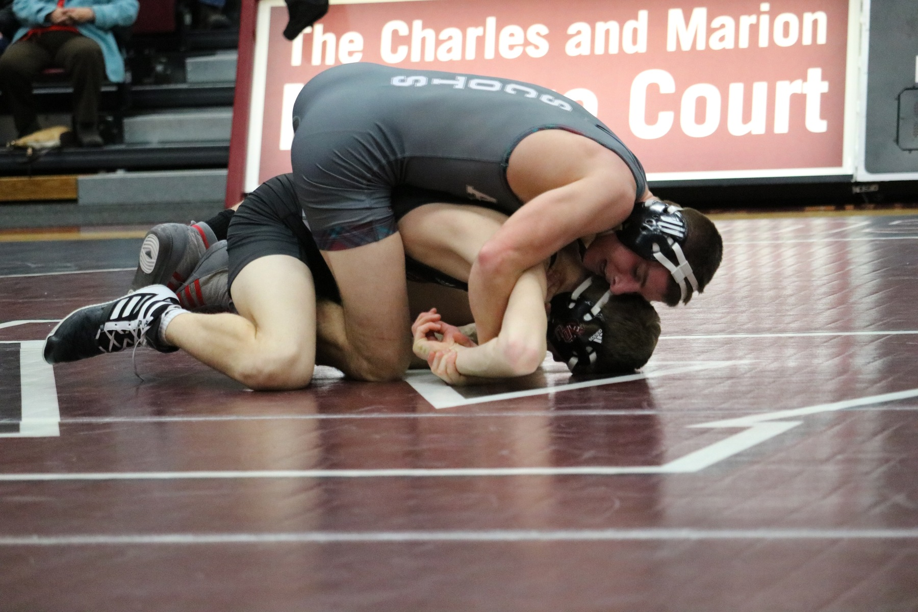Wrestling Takes 4th at Trine Invitational