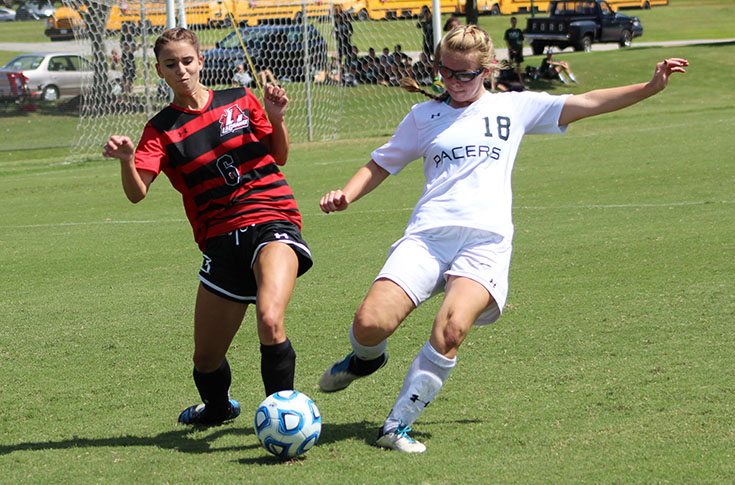Women's Soccer: Panthers, William Peace go down to the wire in USA South battle