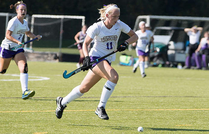 Field Hockey Suffers 3-1 Conference Loss to Franklin Pierce