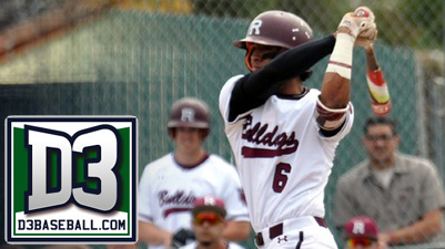 Redlands: Singh Tabbed D3baseball.com Preseason All-American