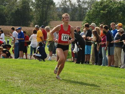 Pair of top-ten performances carry CUA to third place finish