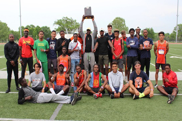 SPC men second, WTC fourth at NJCAA Men's Track and Field Championships